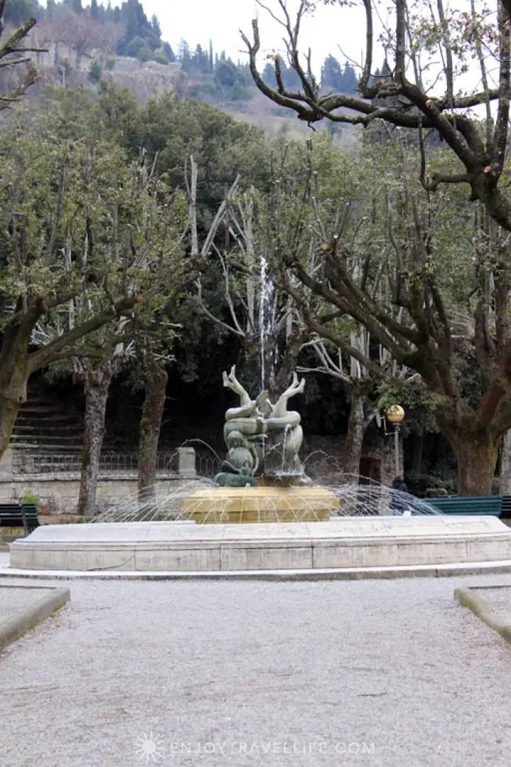 Fountain | Cortona | Italy