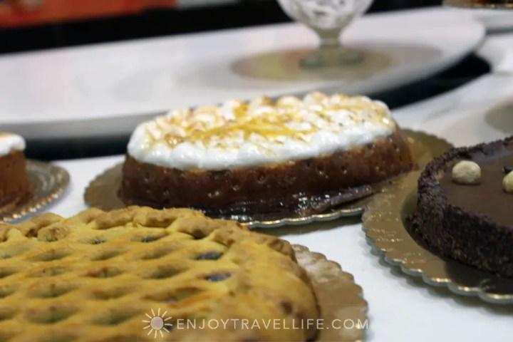 Italian Pastry | Cortona | Italy