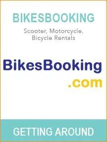Best travel websites for trip planning - BikesBooking.com