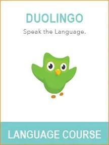 Best travel websites for trip planning - Duolingo