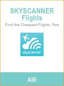 Best travel websites for trip planning - Skyscanner Flights