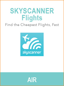 Best travel tools for trip planning - Skyscanner Flights