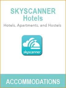 Best travel websites for trip planning - Skyscanner Hotels