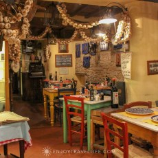 Where to Find Tuscan Comfort Food in Fiesole: Il Fiesolano Ristorante