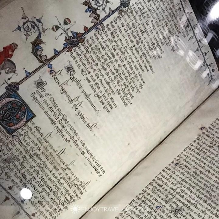 The Ellesmere manuscript of Chaucer's Canterbury Tales - The Huntington