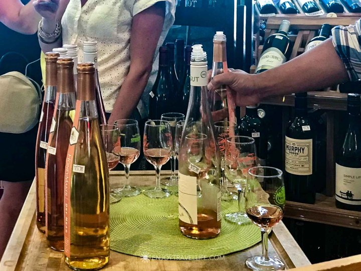 Mead or Honey Wine Tasting at Pamplemouse in Salem MA
