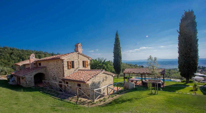 Villa in Cortona - Tuscany, Italy