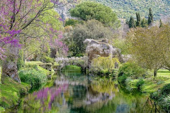 The Garden of Ninfa (Ninfa, Italy) | World Botanical Gardens