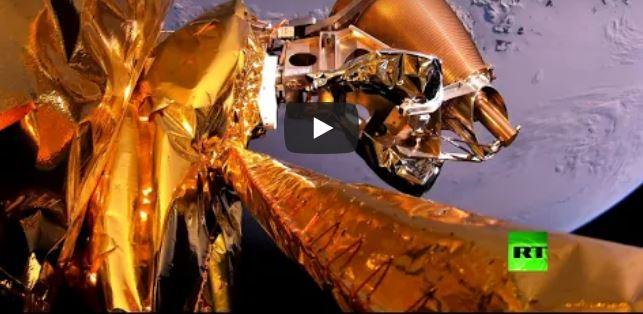 شاهد ولأول مرة في العالم.. القمر المصري يلتقط فيديو للكرة الأرضية بتقنية 4K