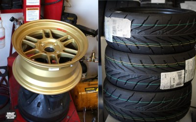 WMD Project: Respect The Roadster – Wheels and Tires (Enkei RPF1)