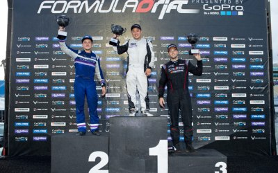 Nate Hamilton Wins 2nd in Formula Drift Pro2 Round 1