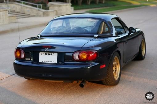 14 inch RPF1 on 1999 Mazda Miata