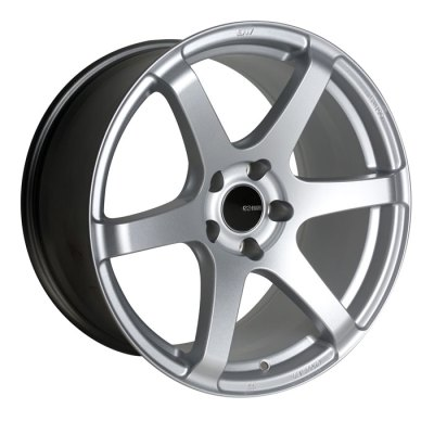 Enkei T6S Wheel in Silver