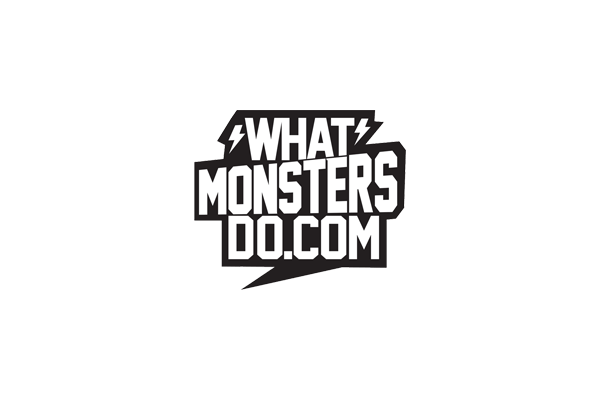 What Monsters Do logo