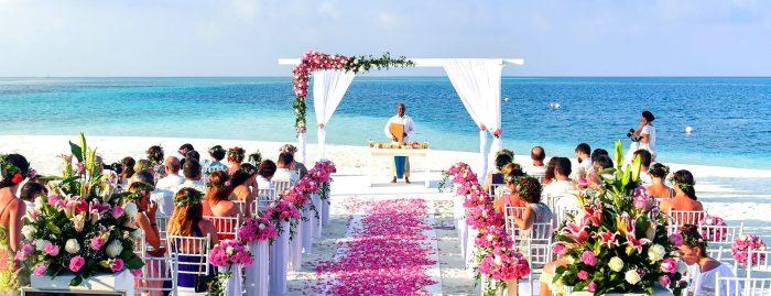 943dcc27 Strandbryllup – eneste typen bryllup der det er ok å gå uten sokker. (Foto:  Pixnio)