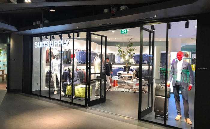 Suitsupply Stockholm