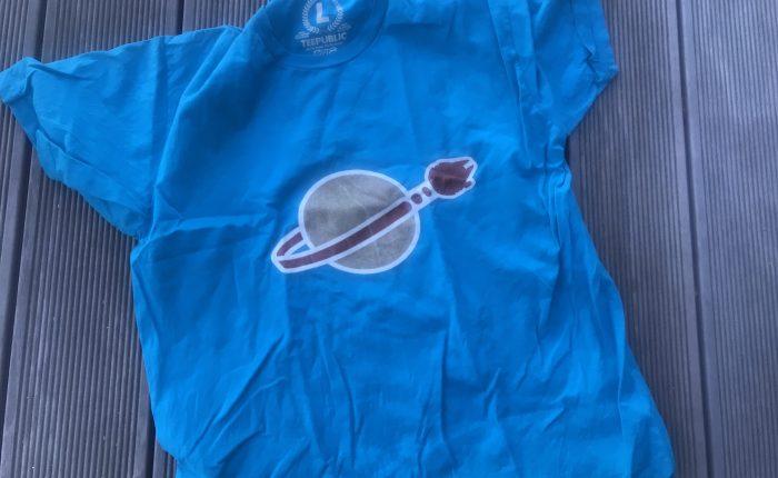T-skjorter med trykk