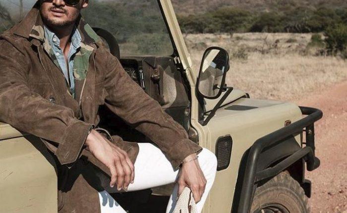 Safarijakken