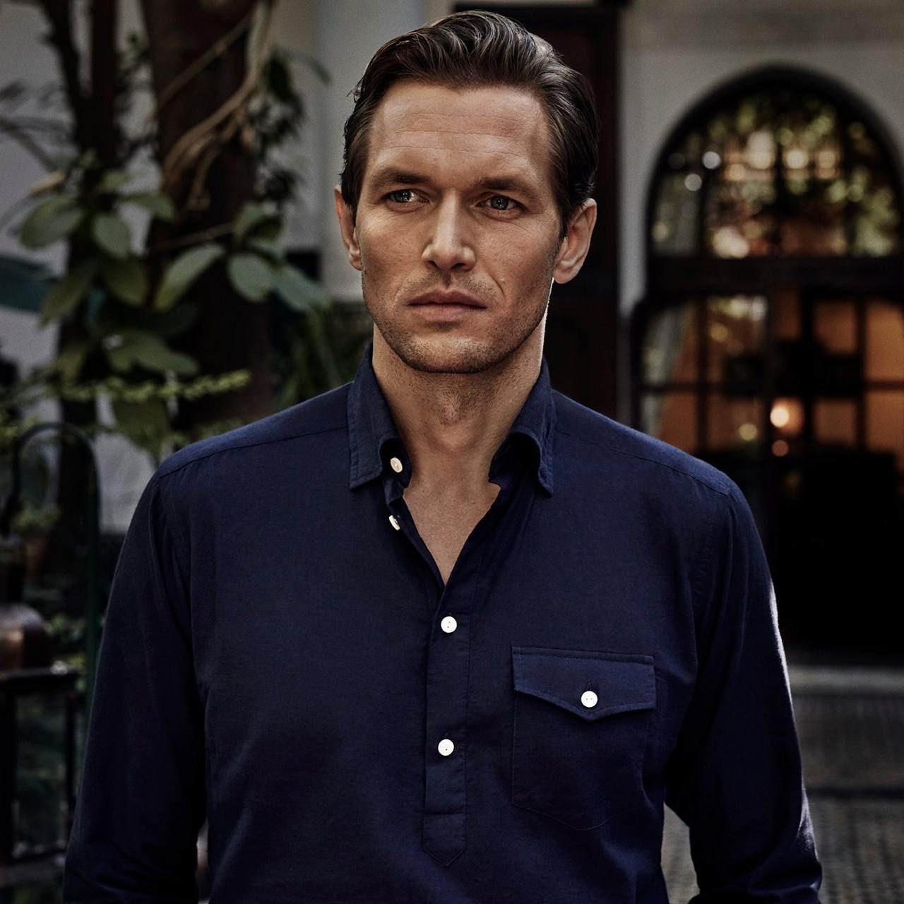 skjorte – Enkeltspent