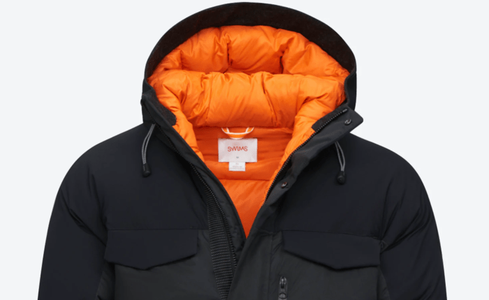 Explorer Parka fra Swims