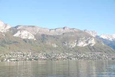 le mont Veyrier : un indien s'y cache, trouvez-le !
