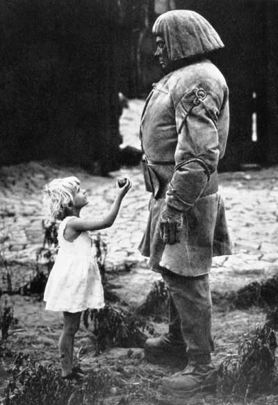 """affiche du film """"Der  Golem, wie er in die Welt kam"""", 1920"""
