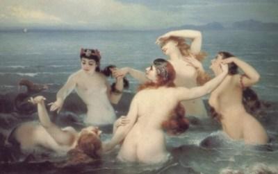 Nixen par Charles Edouard Boutibonne-1855