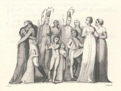 Lenore - William Blake - 1796
