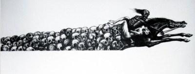 Lénore - illustration de Uwe Pfeiffer