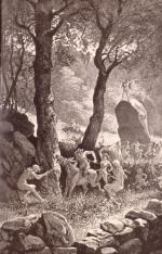 Henri Ganier-Tanconville, le Sabbat des Sorcières, 1889