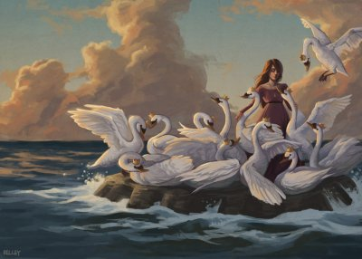 the_wild_swans_by_kelleybean86-d4o0r79-1