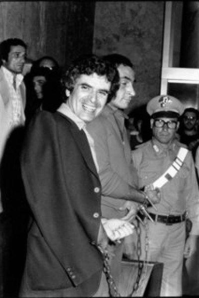 Franco Zecchin - Palerme 1977, le premier mafieux repenti, Leonardo Vitale à son procès.