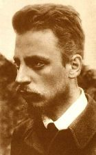 Rainer Maria Rilke en 1900