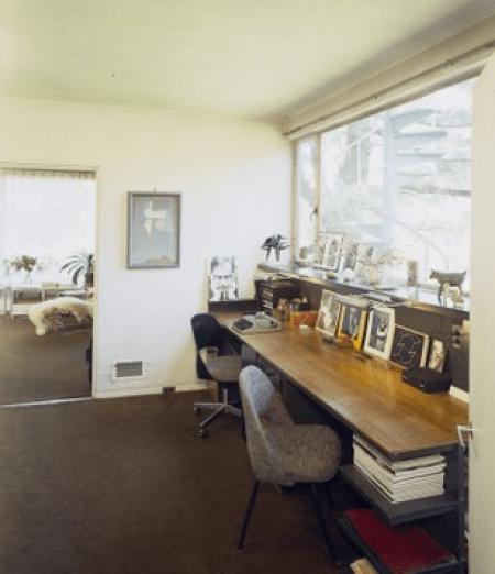Gropius House à Lincoln : bureau