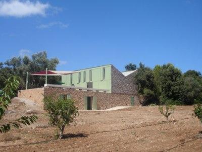 Herreros Arquitectos – maison à Arta (Majorque), 2007 – photo José Hevia