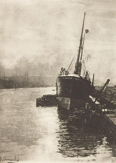 Rowen, 1898 - photographe Robert Demachy