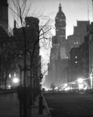 Alvin Langdon Coburn - NightLight