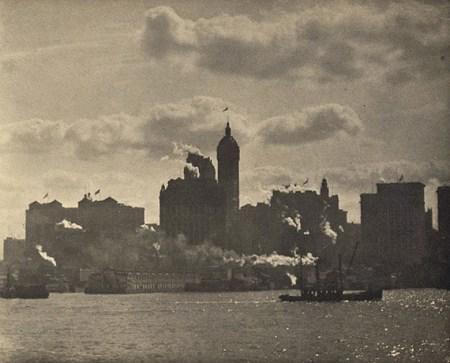 Lower Manhattan, 1911