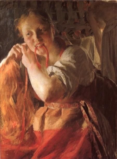 Anders Zorn - Margit, 1891