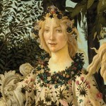 Sandro Botticellli -  La Primavera, détail - 1478-82