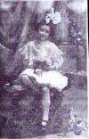 Kay Francis enfant
