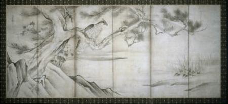 Soga - Hawk, 17th century - Museum of Fine Arts, Boston