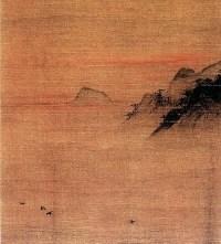 Ma Yuan - exemple d'expression du Vide