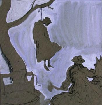 Alexander Goudie - illustration du poème Tom o'Shanter de Robert Burns - 4