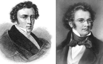 Wilhelm Müller et Schubert
