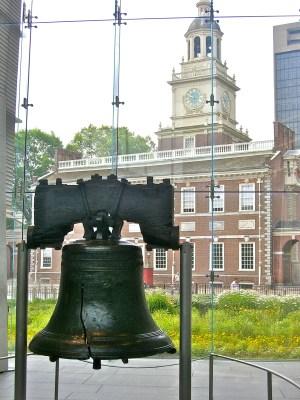 Liberty Bell à Philadelphie