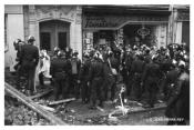 11 mai 1968 - Arrestations (photo J-P Rey)