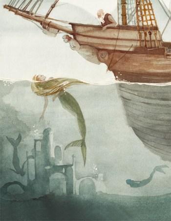 Zuzanna Clej - El barco de los ninos de Mario Vargas Llosa