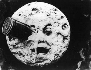 George Méliès - le voyage dans la Lune, 1902