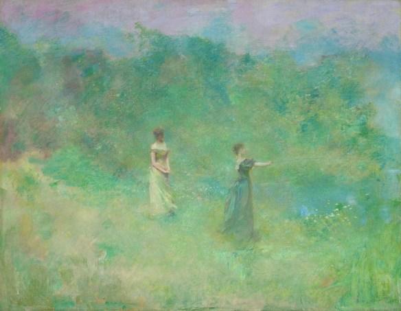Thomas Wilmer Dewing - Summer 1900